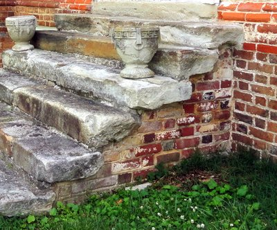 250 Year Old Steps
