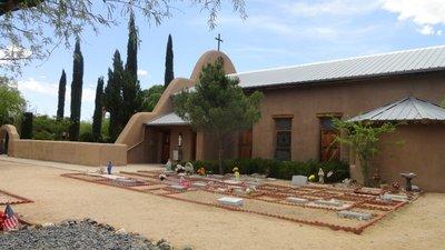 St Davis Monastery Cemetery