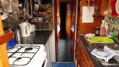7' X 7' Kitchen