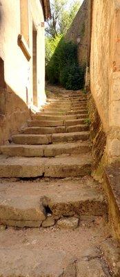 82 Pilgrims' Steps