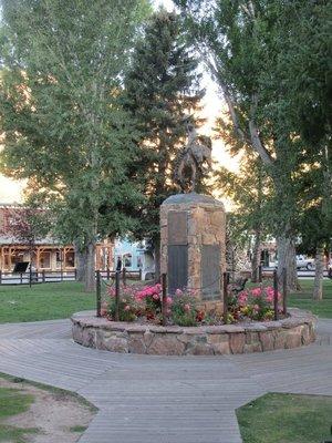 John Colter Memorial