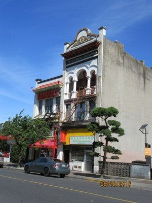 TOC Buildings in Chinatown
