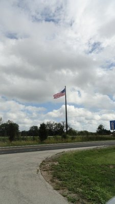 Third Tallest Flagpole in the World