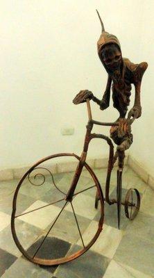 A Bit of Sculpture