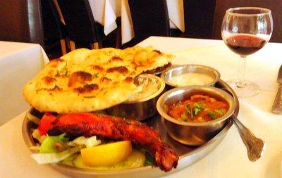 A Tasty Indian Sampler