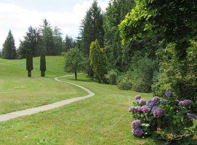 A Walking Path