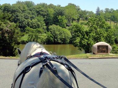 Along the Rappahannock River