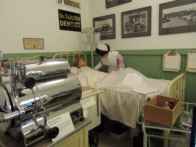 Always Yesteryear's Hospital Room