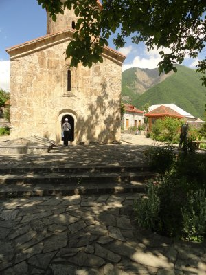 Ancient Albanian Church