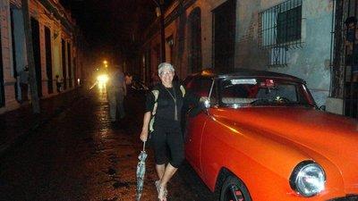 Ride in a Classic Car