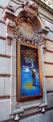 Barrymore Theater Billboard
