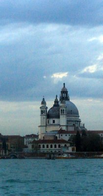 Basilica at Twilight