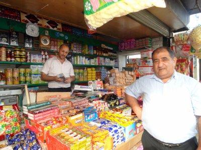 Bazaar Vendors