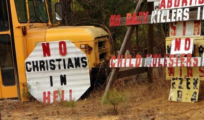 Because Only Christians Believe in Hell
