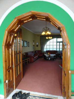 Bektashi Teqe  meeting room and place of prayer