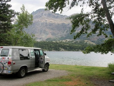 Best Campsite in Waterton Lakes National Park