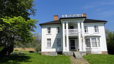 Birthplace of Pearl S Buck