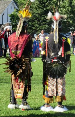Blackfoot Chicken Dancer Costumes