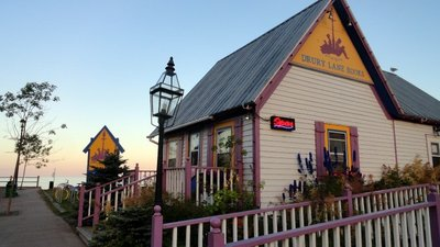 Bookstore in Grand Marais