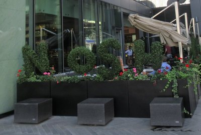 Cafe Topiary