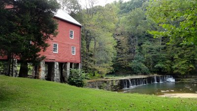 Capt York's Old Grist Mill