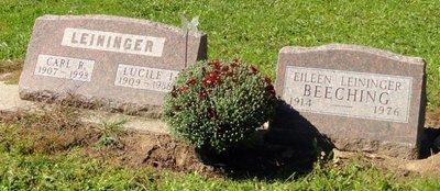 Carl Lucille Mother Memorial