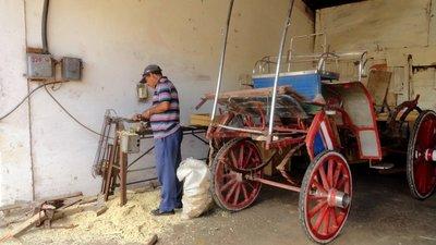 Carriage Maintenance
