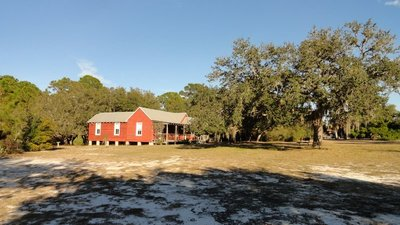 Cedar Key State Park Museum