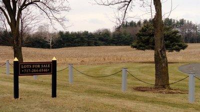 Cemetery Not a Housing Development