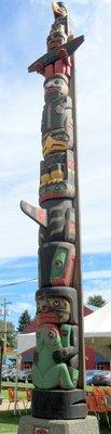 Centennial Totem