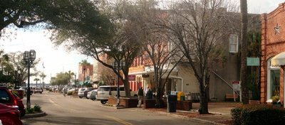 Charming Downtown Fernandina Beach Florida