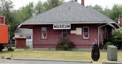 Cowichan Lake  Museum