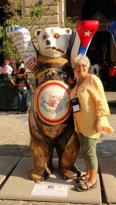 Cuba Buddy Bear