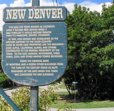 A Visit to New Denver