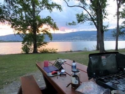 Breakfast on the Lake