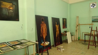 Student Oil Paintings
