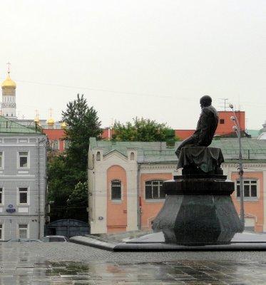 Dostoevsky in the Rain
