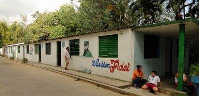 Elementary School at Las Terazas