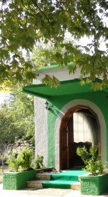 Bektashi Teqe  mosque (muslim sect)