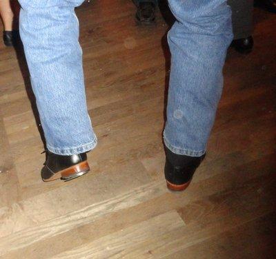 Flatfooting