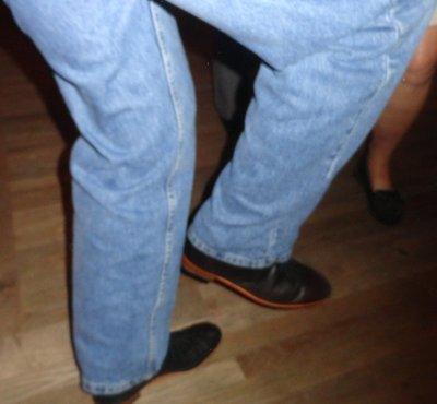 Flatfooting 2