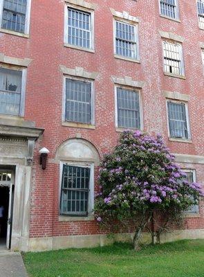 Former Incarceration Wing