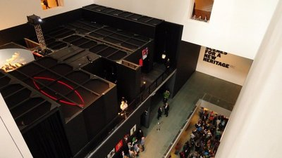Four Floors of the MoMA
