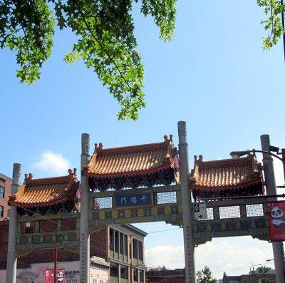 Gates to Chinatown