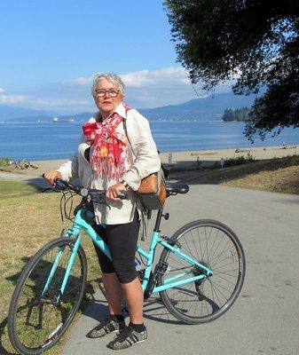 Getting Around by Bike