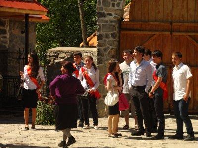 Graduation Day Excursion