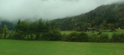 Green pastures in Slovenia