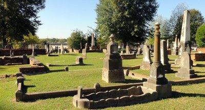 Greenwood Cemetery Tuscaloosa