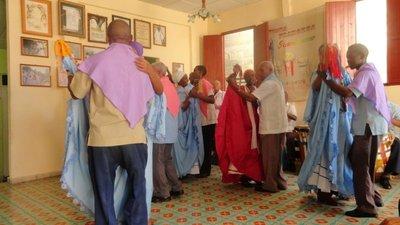 Guantanamo Folk Dancers