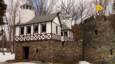 Handmade Castle Replica